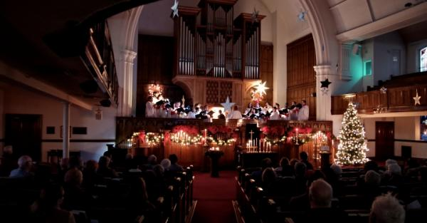 Link to Music of Hope and Light - Lessons and Carols