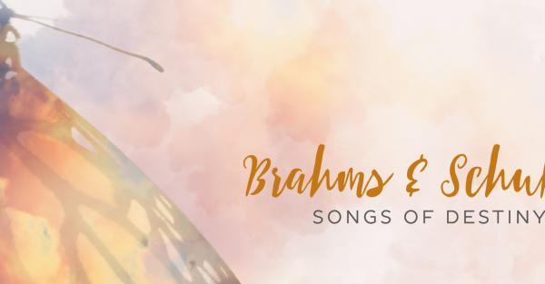 Link to Richard Eaton Singers presents: Brahms and Schubert - Songs of Destiny