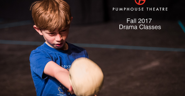 Link to Pumphouse Theatre Fall Drama Classes