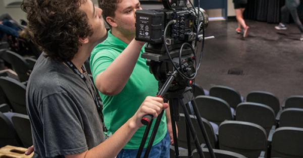 Link to Register today for Film Camp at Red Deer College
