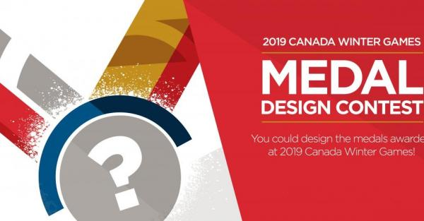 Link to 2019 Canada Games Medal Design Contest