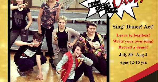 Link to Teen summer camp with Youth Singers of Calgary