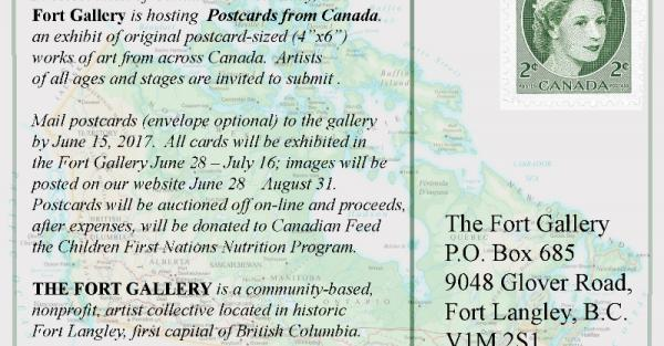 Link to Call for Entry: Postcards from Canada