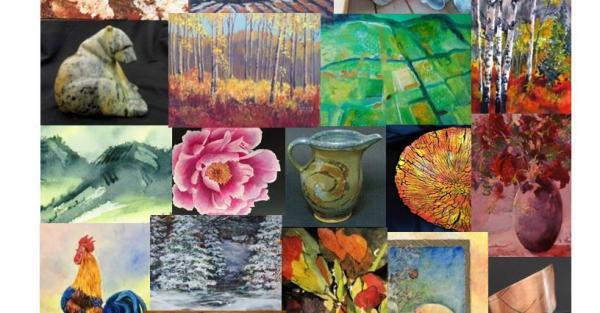 Link to Hidden Treasures Open Art Studio Tour